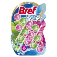BREF PERFUME SWITCH APPLE-WATER LILY Ароматизатор за тоалетна, 3x50гр.