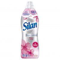 SILAN Омекотител за дрехи Floral Crisp 800 мл, 32 пранета
