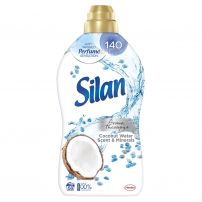 SILAN Омекотител за дрехи Coconut WaterScent&Minerals 1450мл, 58 пранета