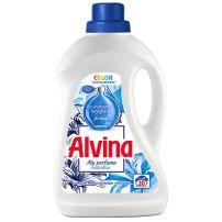 MEDIX ALVINA COLOR Течен перилен препарат за цветни тъкани (син)- 20 пранета, 1100 мл.