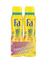 FA FUNKY FRUITS Дамски део спрей , 2Х150 мл.