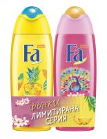 FA FUNKY FRUITS&FUNKY FEATHERS Душ гел, 2Х250 мл.