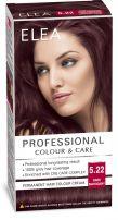 ELEA PROFESSIONAL Боя за коса 5/22 тъмен махагон