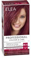 ELEA PROFESSIONAL Боя за коса 66/6 наситено черно