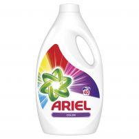 ARIEL COLOR Течен перилен препарат за цветно пране, 40 пранета