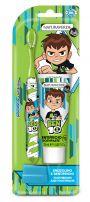 DISNEY BEN 10 Детска четка за зъби + паста за зъби ,25 мл.