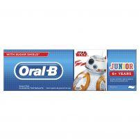 ORAL-B Star Wars детска паста за зъби, 75 мл.6+г.