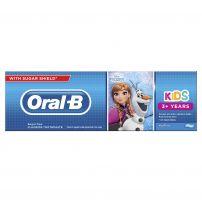 ORAL-B Frozen&Cars детска паста за зъби,75 мл. 3-5г.