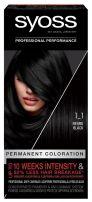 SYOSS Боя за коса 1-1 Черен