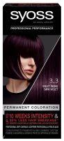 SYOSS Боя за коса 3-3 Тъмно виолетов