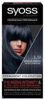 SYOSS Боя за коса 3-51 Сребърен въглен