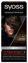 SYOSS Боя за коса 4-1 Средно кафяв