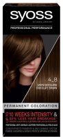 SYOSS Боя за коса 4-8 Шоколадово кафяв