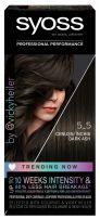 SYOSS Боя за коса 5-5 Тъмно пепелно кафяв