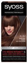 SYOSS Боя за коса 6-82 Светло розово кафяв