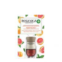 BOTANICA Електрически комплект Мента от Мароко и розов грейпфрут, 19мл.