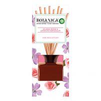 BОTANICA РатанBОTANICA Ратанови пръчици Островна роза и Африкански здравец, 80 мл.
