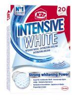 K2R INTENSIVE WHITE Кърпички за интензивно бяло пране, 20 бр.