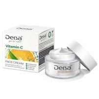 DEBA Vitamin C Крем лице, 50 мл.