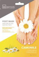IDC Подхранваща маска за стъпала с лайка 3406, 40 гр.