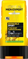 L'OREAL MEN EXPERT Душ гел INVINCIBLE SPORT 300мл