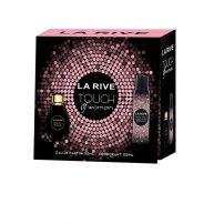 LA RIVE TOUCH OF WOMAN Подаръчен комплект парфюм 90 мл + дезодорант 150 мл