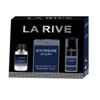LA RIVE EXTREME STORY Подаръчен комплект  тоалетна вода 75 мл + дезодорант 150 мл