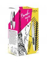 L'OREAL Paris Bambi Подаръчен комплект Спирала + очна линия