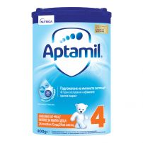 APTAMIL 4 ADVANCE (24м+)мляко за малки деца 800гр
