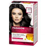 RUBELLA FASHION COLOR BLACK 1.0 Боя за коса