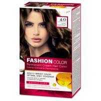 RUBELLA FASHION COLOR DARK CHESTNUT 4.0 Боя за коса
