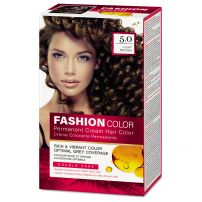 RUBELLA FASHION COLOR LIGHT BROWN 5.0 Боя за коса