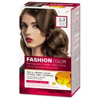 RUBELLA FASHION COLOR COPPER BROWN 5.3 Боя за коса