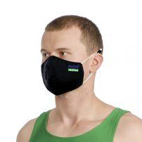MEDTEXTILE Защитна еко маска със сребърни йони l/xl бяла