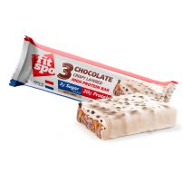 FIT SPO Протеинов бар Троен шоколад 55Г