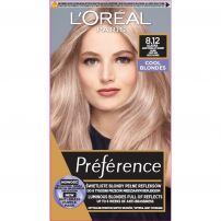 L'OREAL PARIS PREFERENCE Боя за коса 8.12