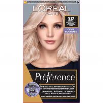 L'OREAL PARIS PREFERENCE Боя за коса 9.12
