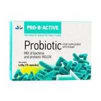 PRO-B-ACTIVE Пробиотик Смесена култура от бактерии + пребиотик