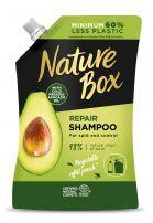 NATURE BOX Шампоан за коса Avocado Pouch, 500 мл