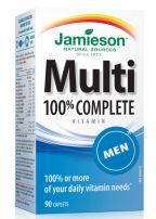 JAMIESON MULTI Мултивитамини за мъже, 90 таблетки за пиене