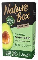 NATURE BOX Бар за тяло авокадо, 100гр.
