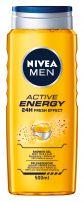 NIVEA MEN Душ-гел Active Energy, 500 мл