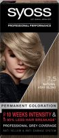SYOSS Боя за коса 7-5 Natur Ash Blond