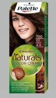 PALETTE Боя за коса  700 (4-0) Medium Brown