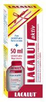 LACALUT ACTIVE Паста за зъби, 75мл + вода за уста, 50мл.