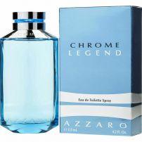 AZZARO CHROME LEGEND Мъжка тоалетна вода 125мл
