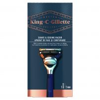 GILLETTE KING C Система за бръснене, 1 бр