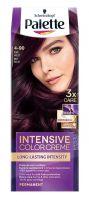 PALETTE INTENSIVE COLOR CREME Боя за коса 4-90 Red violet