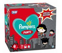 PAMPERS Гащи GPP Warner Brothers 72 s4