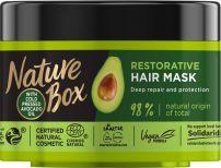 NATURE BOX Маска за коса авокадо, 200 мл.
